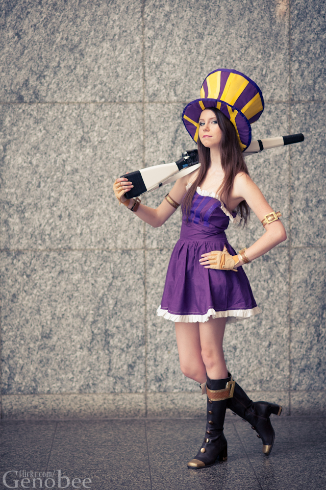 Caitlyn from LoL